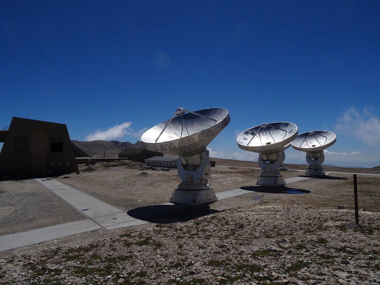 pic de bure radiotelescope